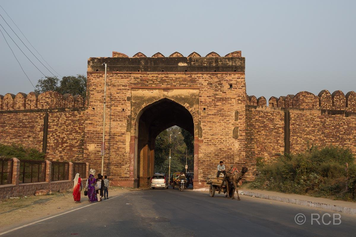 Tor in Fatehpur Sikri