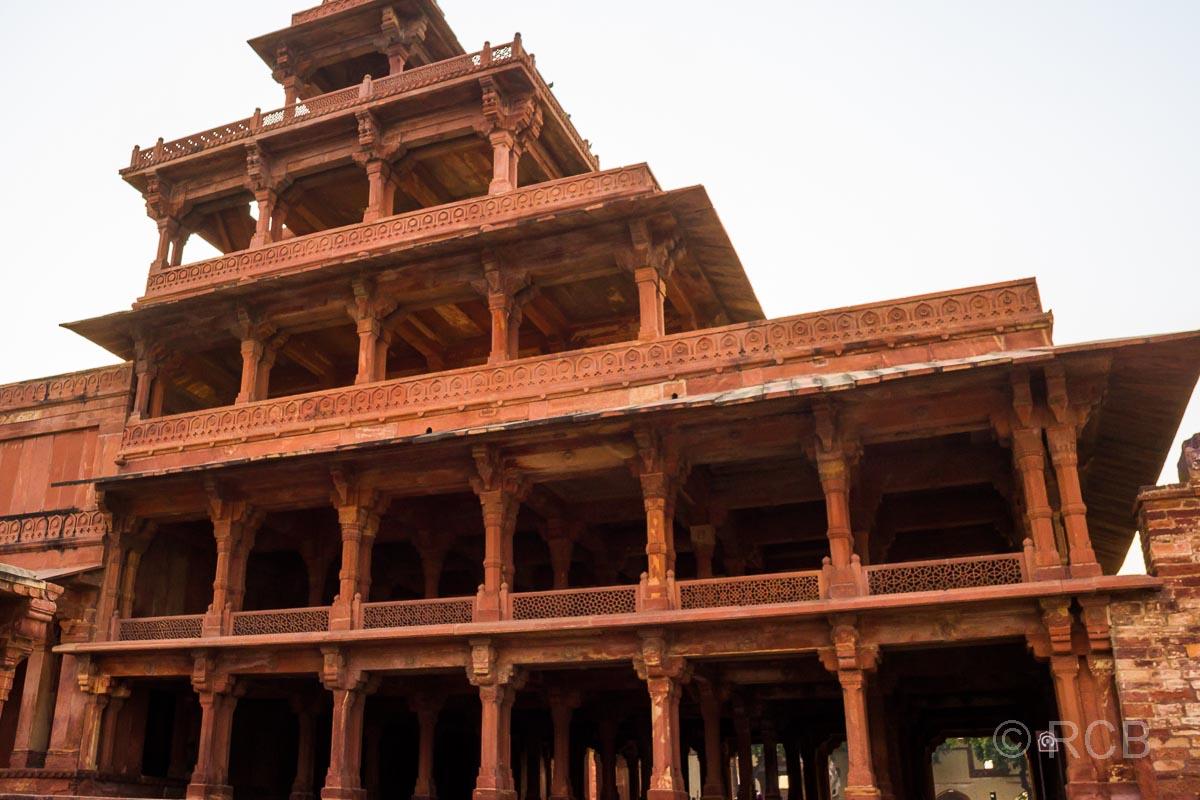 Fatehpur Sikri, Panch Mahal