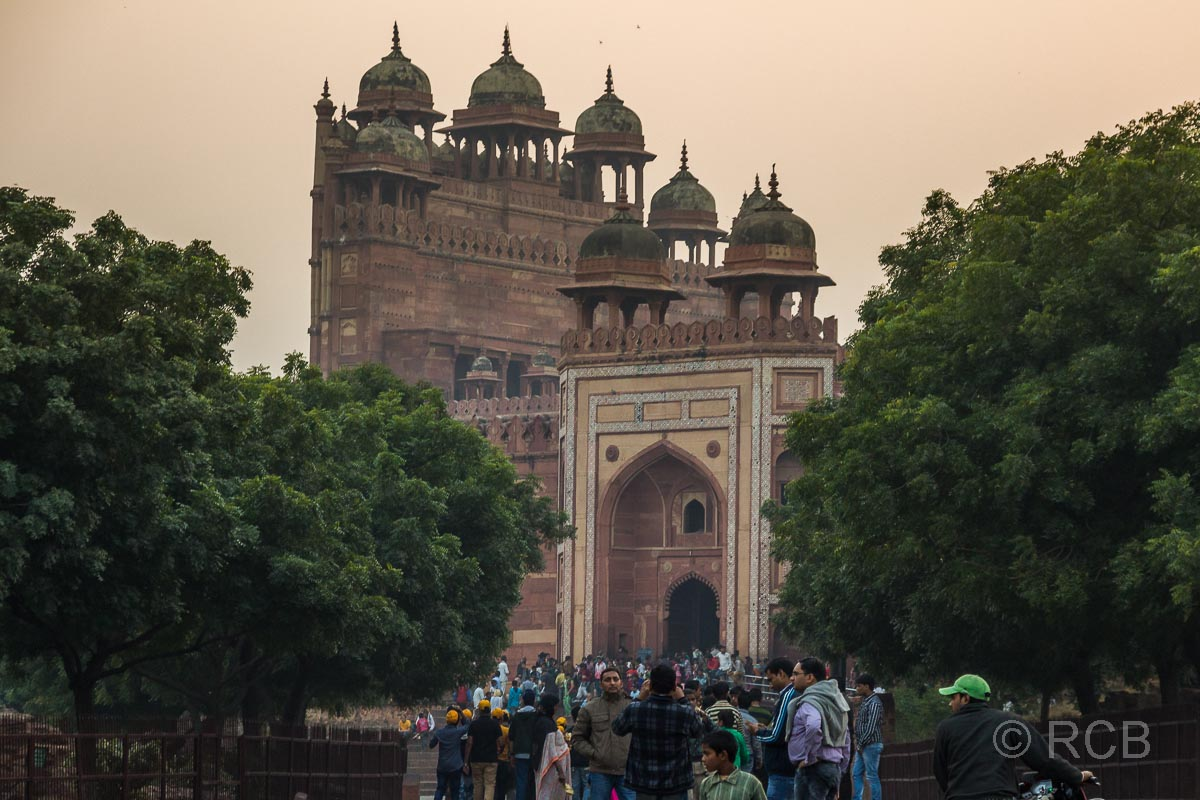 Fatehpur Sikri, Große Moschee