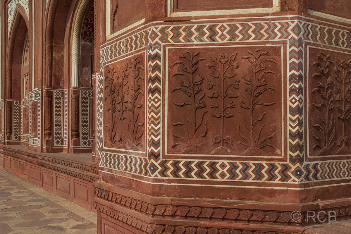 Agra, Taj Mahal, Grabmoschee