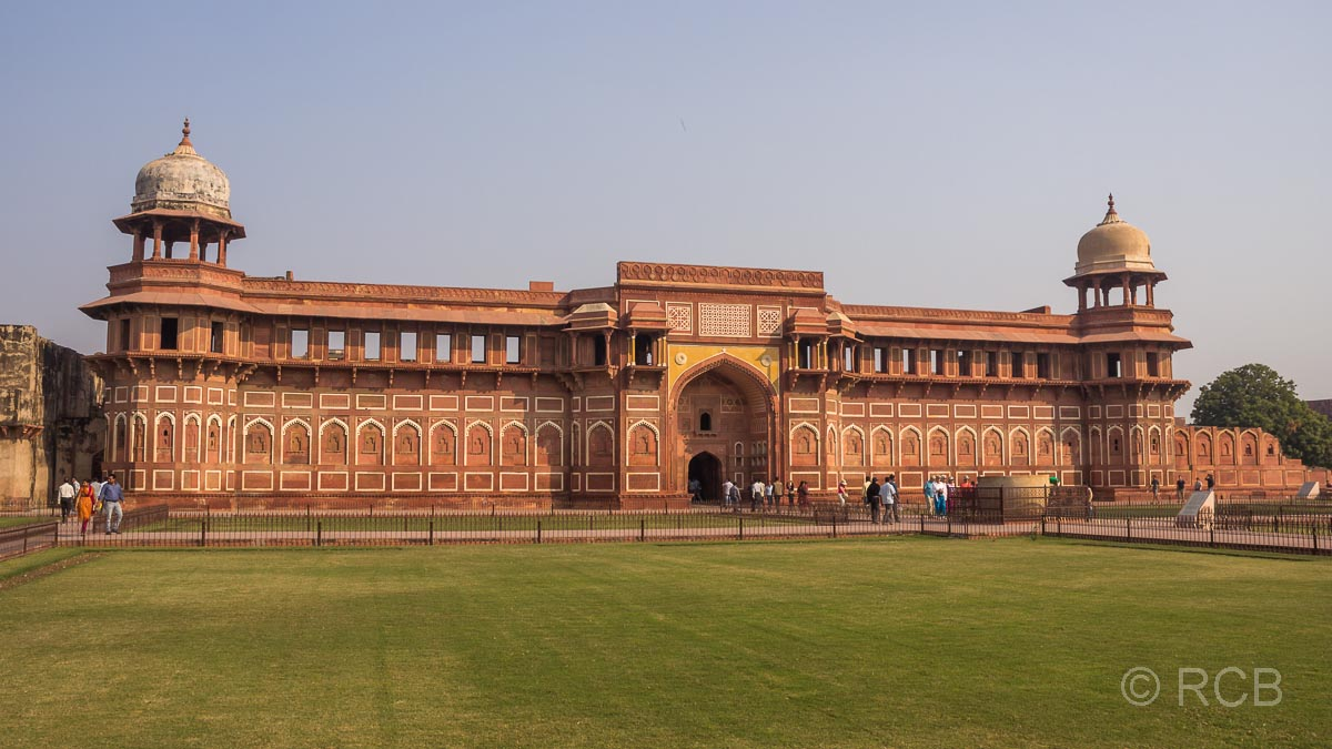 Agra, Rotes Fort, Palast von Jahangir