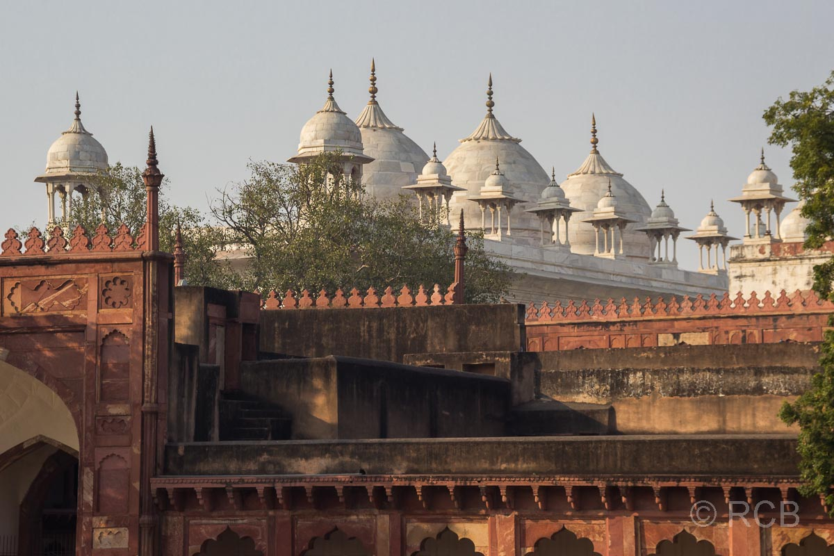 Agra, Rotes Fort