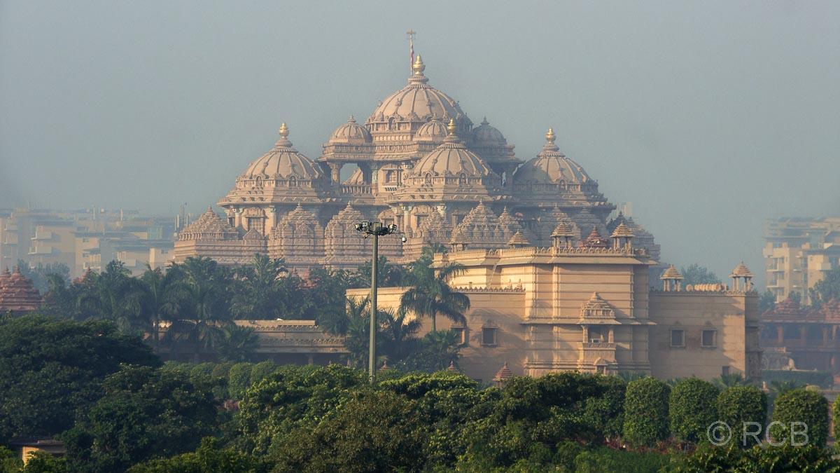 Delhi, Swaminarayan Akshardham