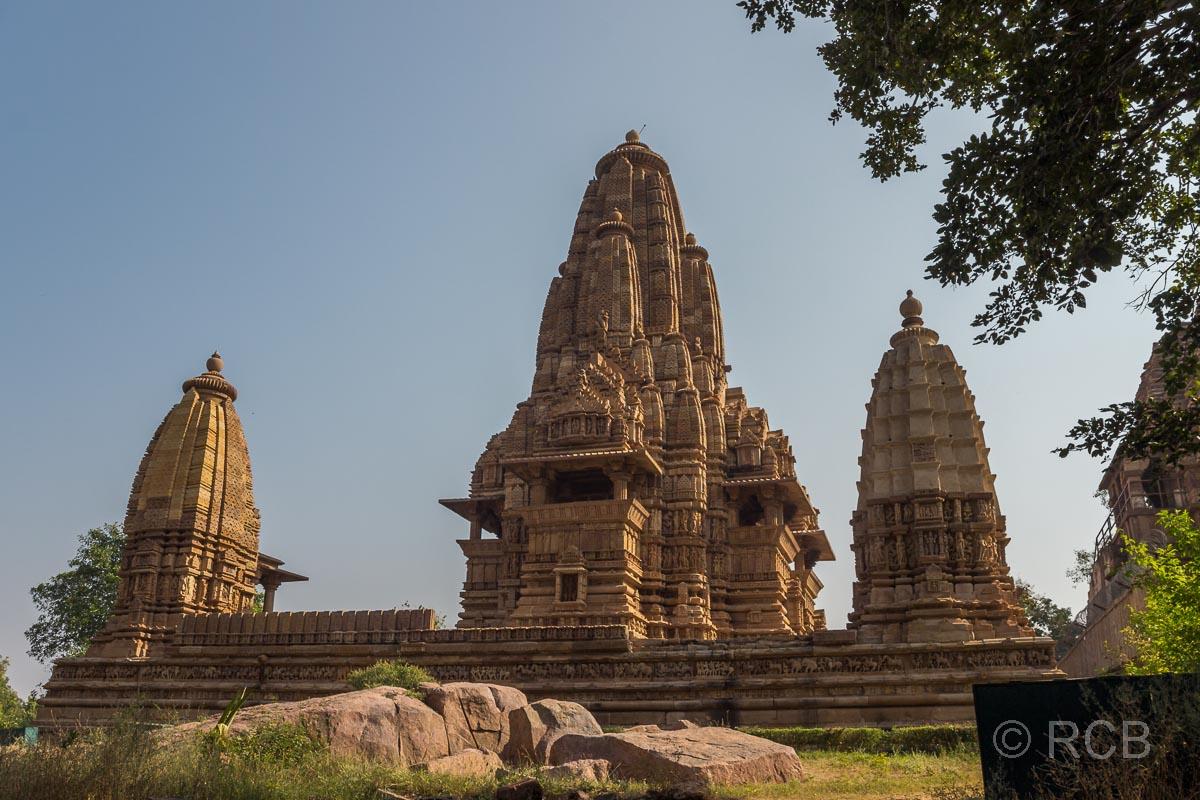 Khajuraho, Lakshmana-Tempel