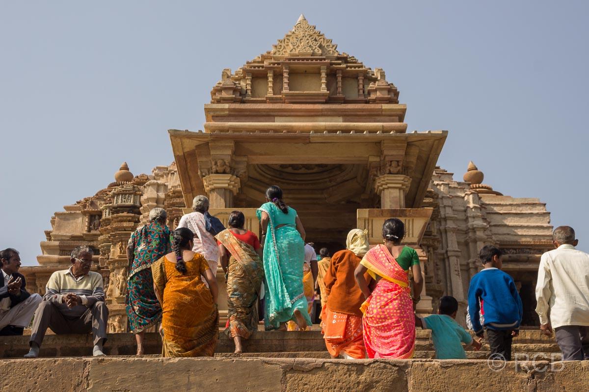Khajuraho, Chitragupta-Tempel