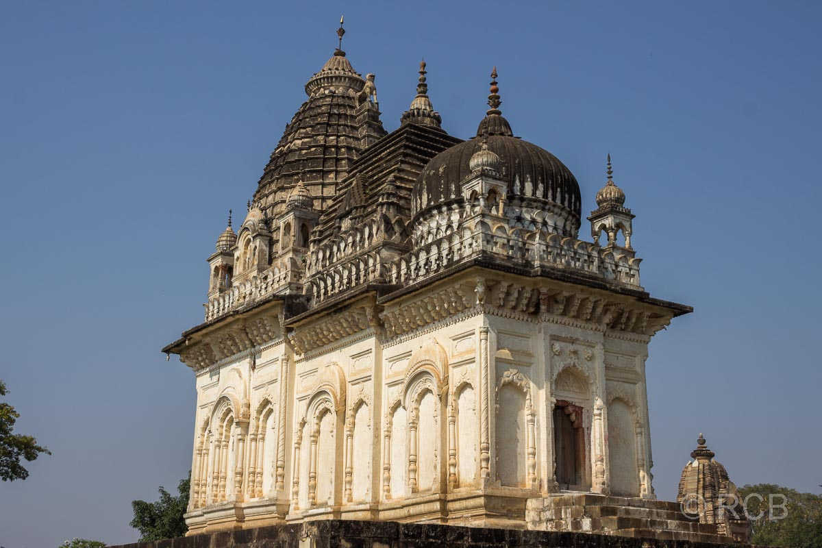 Khajuraho, Parvati-Tempel