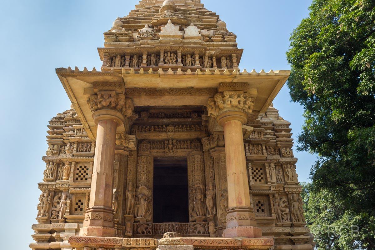 Khajuraho, Tempel der östlichen Gruppe
