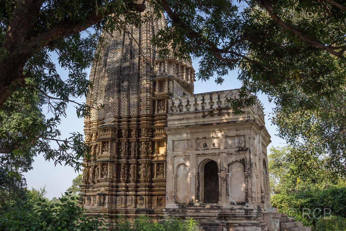 Khajuraho, östliche Gruppe, Adinatha-Tempel