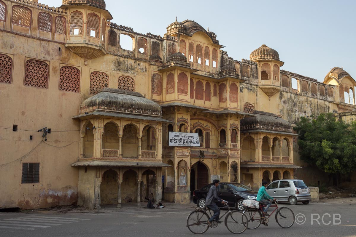 palastartiges Haus, Jaipur, Altstadt