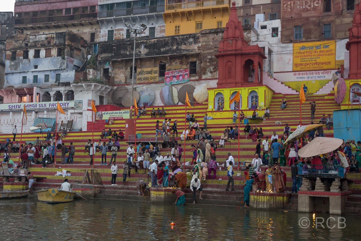 Varanasi, Dasaswamedh-Ghat