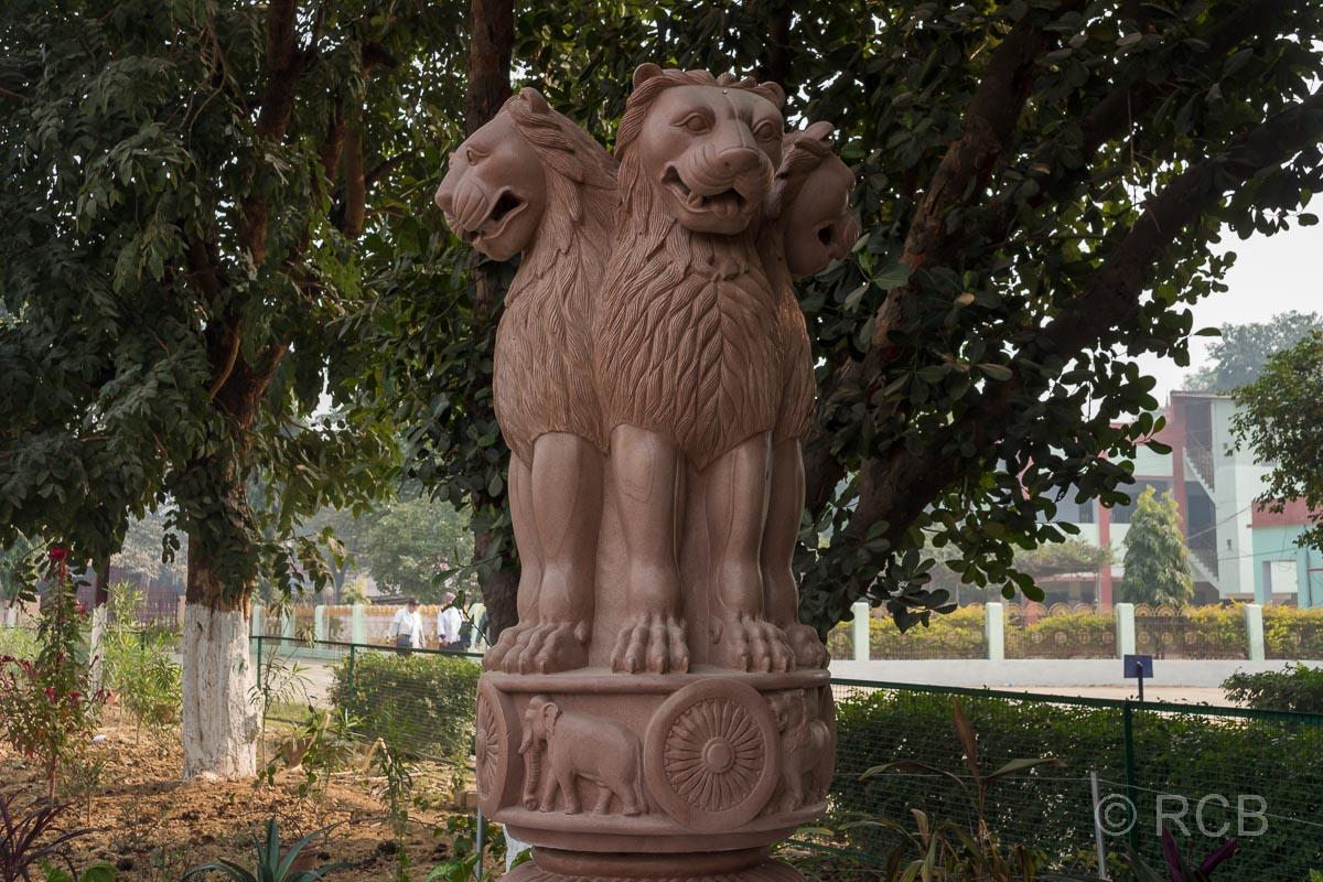 Sarnath, thailändischer Tempel