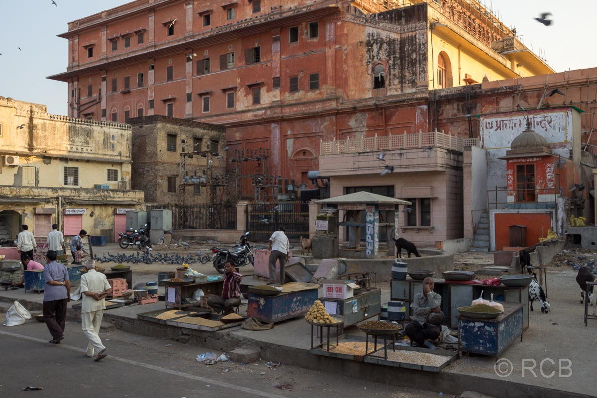 Jaipur, Altstadt