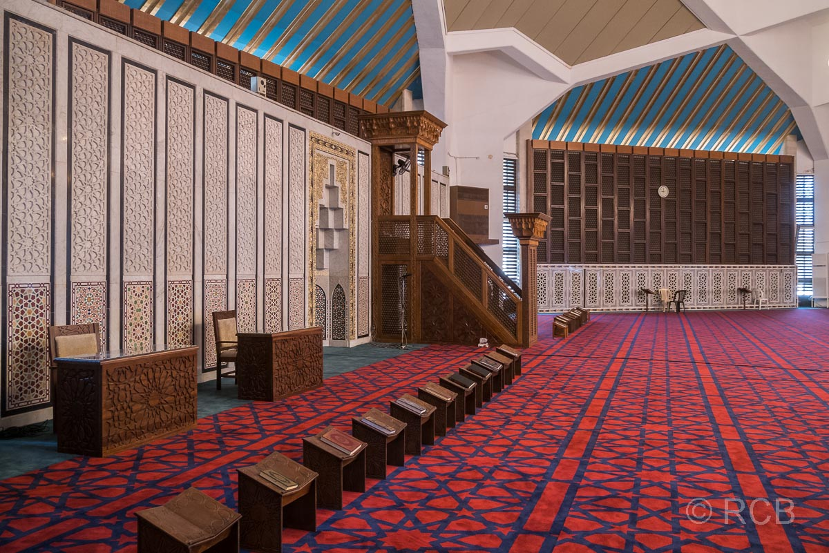 König Abdullah-Moschee
