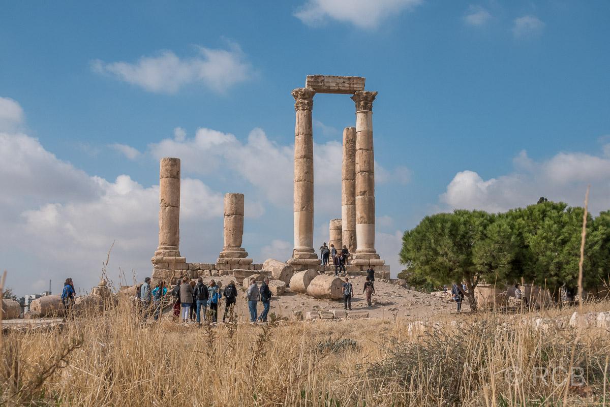 Zitadelle, Herkulestempel