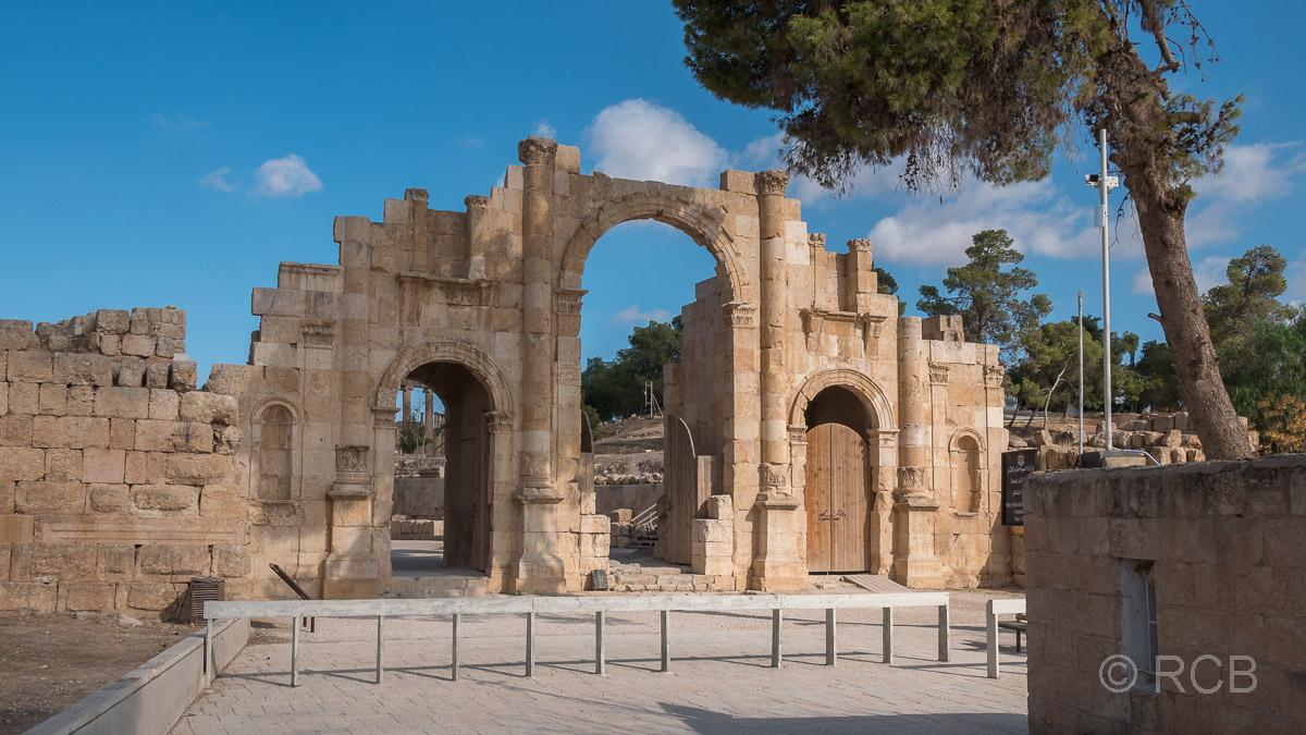 Jerash, Südtor