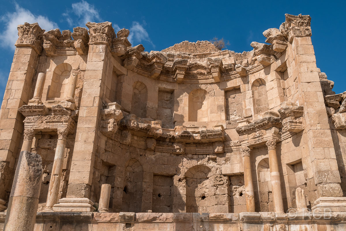 Jerash, Nympheum