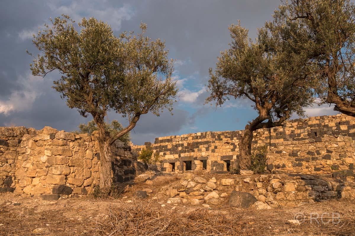 Umm Qais, ehemaliges, osmanisches Dorf