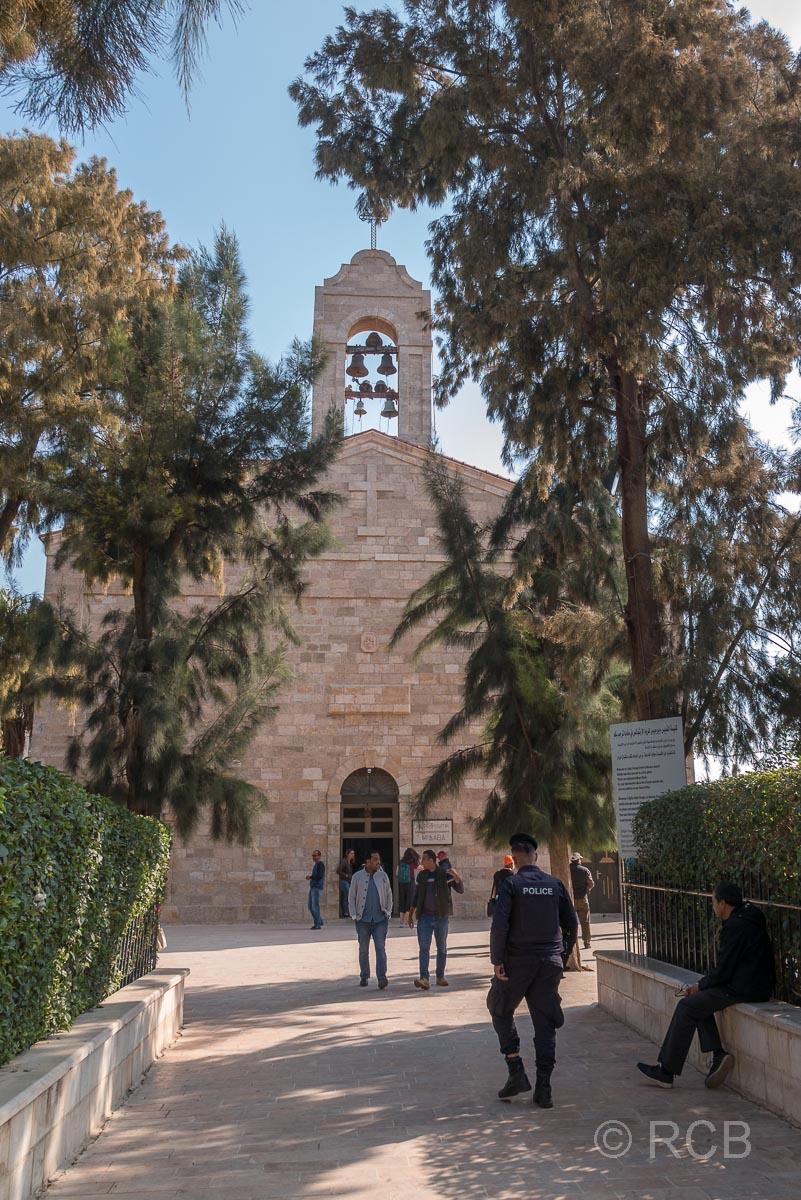 Madaba, St. Georgskirche