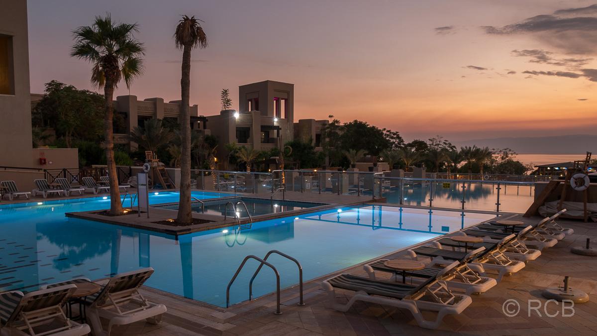 Hotel Holiday Inn Dead Sea am Toten Meer