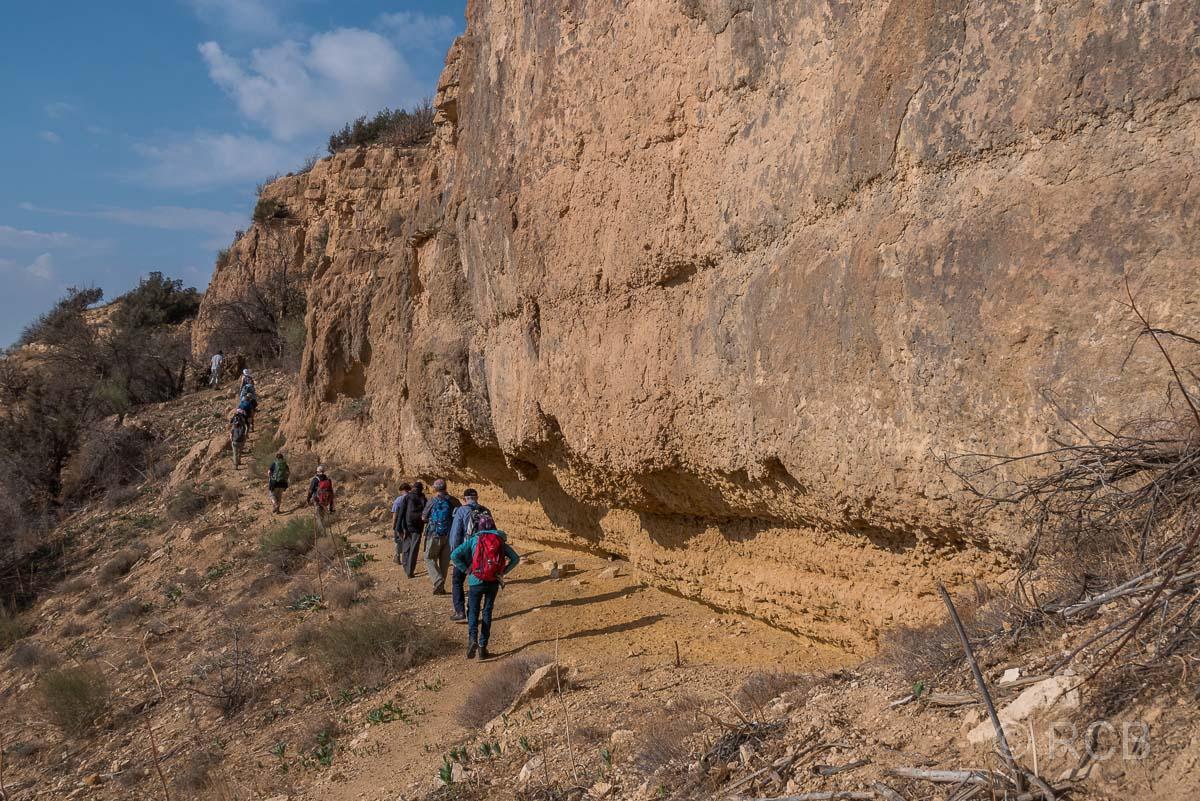 Rummana Mountain Trail, Dana Naturreservat