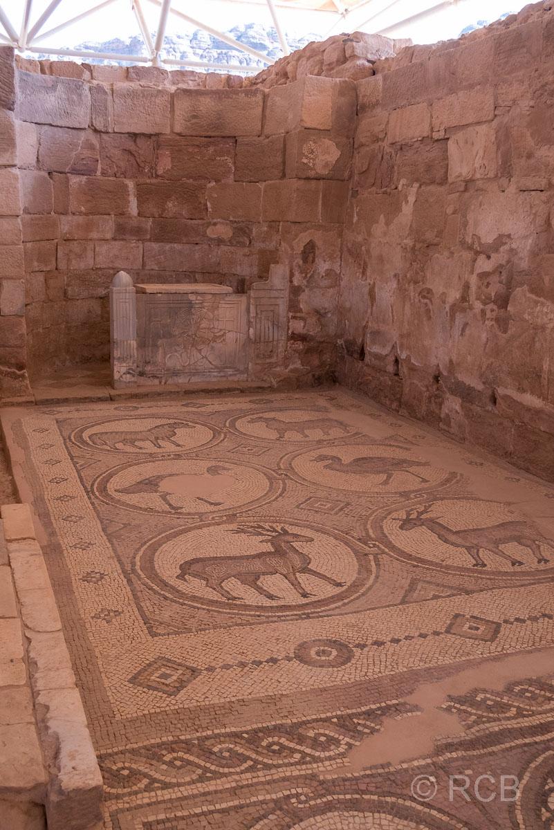Mosaiken in der Byzantinischen Kirche