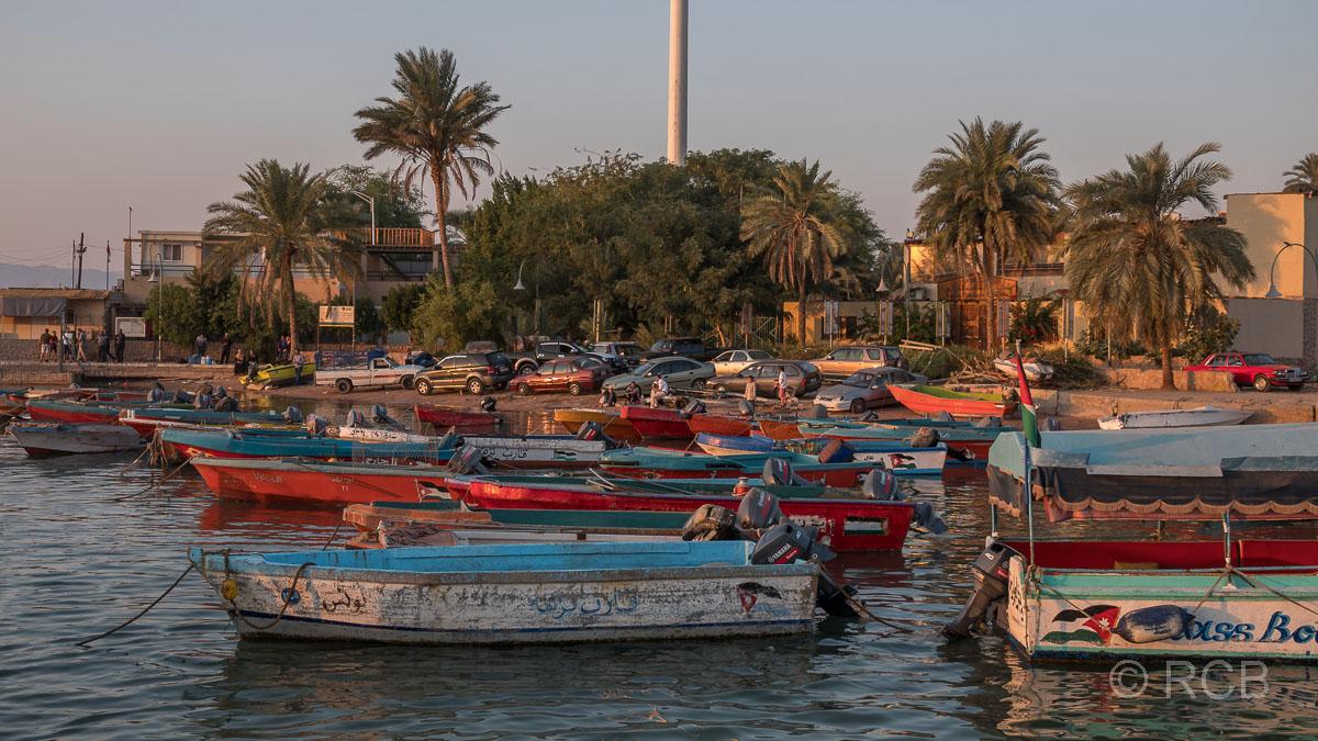 Fischereihafen, Aqaba