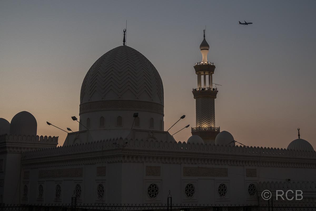Hussein bin Ali-Moschee, Aqaba