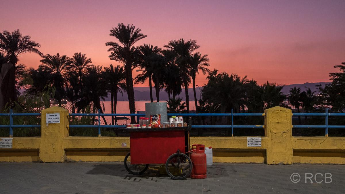 Uferpromenade, Aqaba
