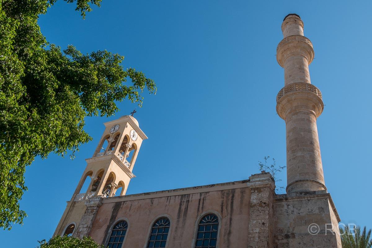 Chania, Kirche Agios Nikolaos