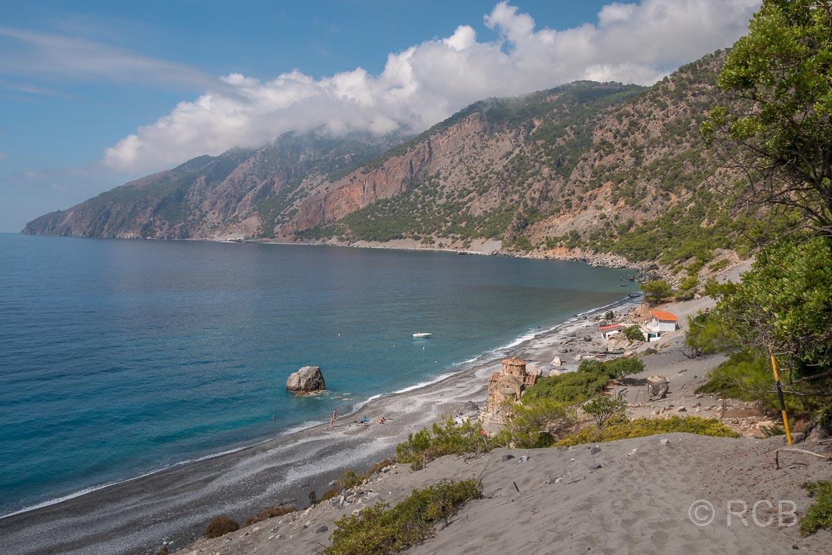 Agios Pavlos-Strand