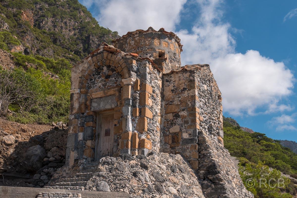 Kapelle Agios Pavlos