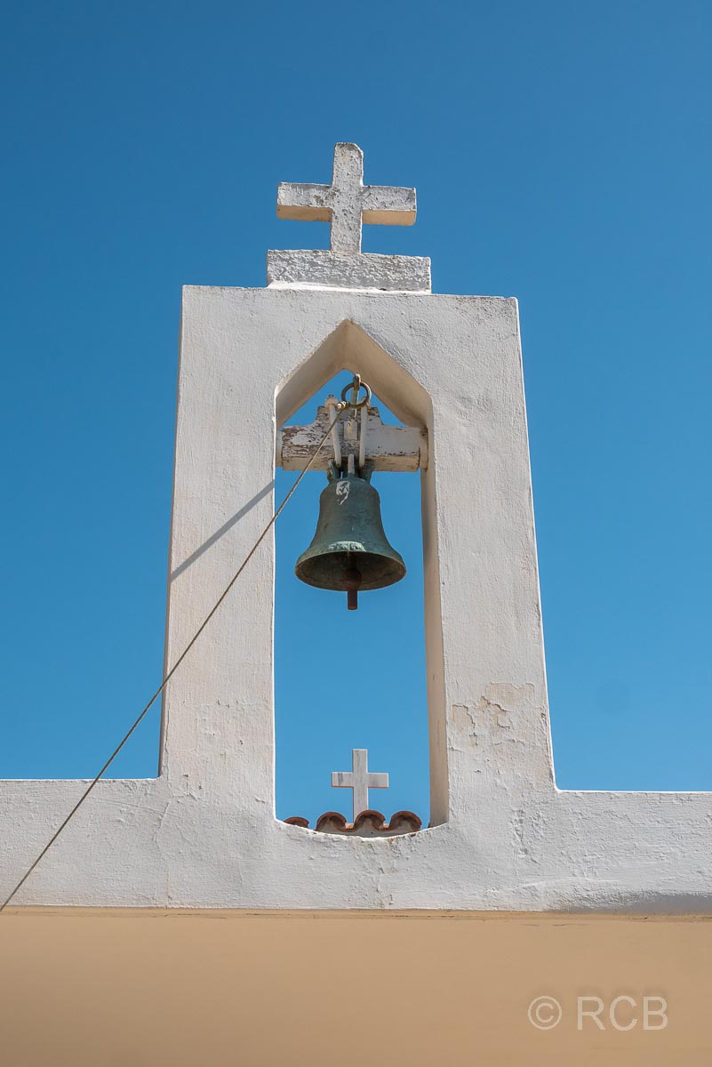 Glocke einer Kapelle bei Paleochora