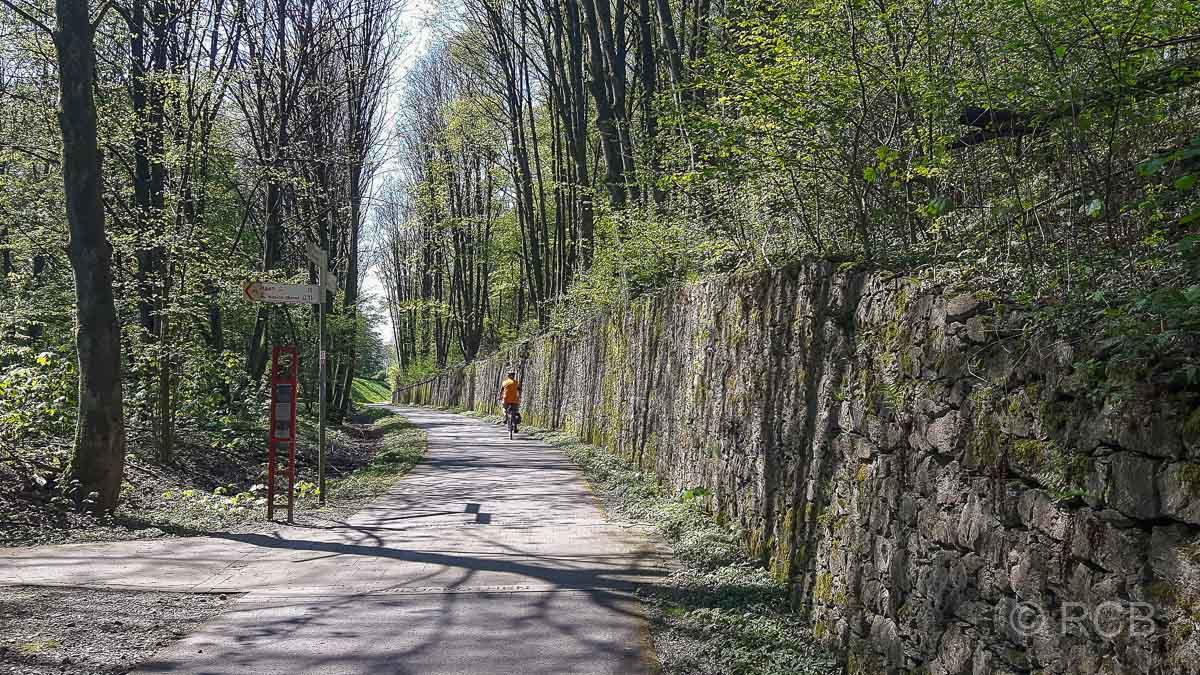 Vom Bergischen bis an die Ruhr