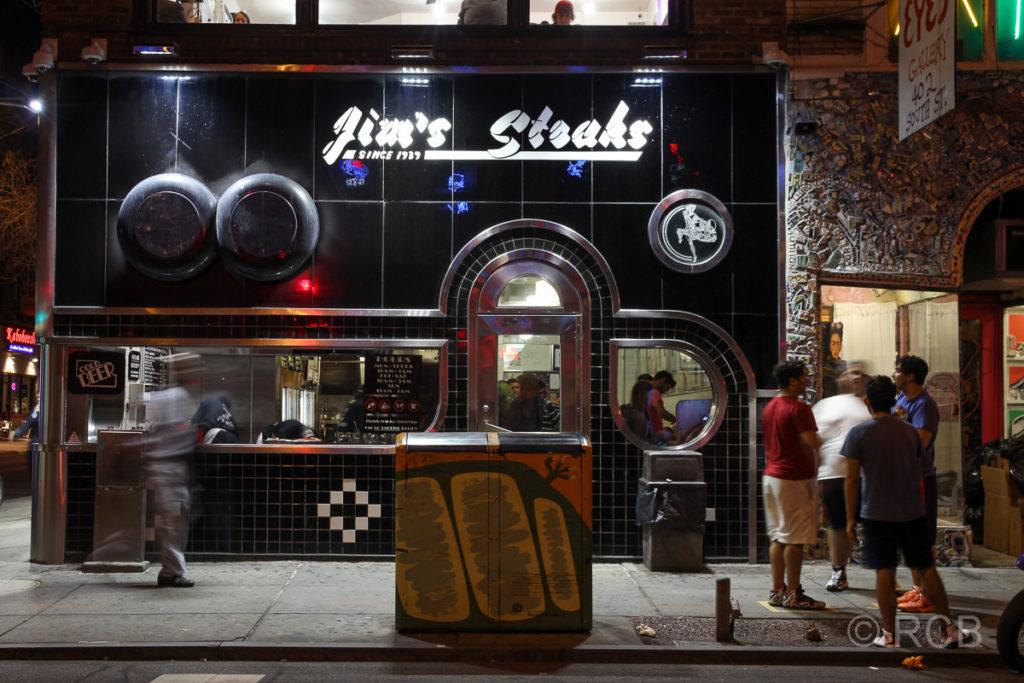 """Jim's Steak"""