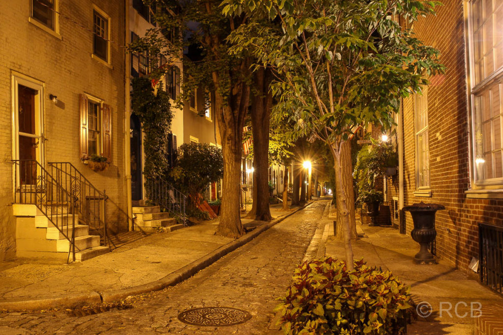 abends in Washington Square West