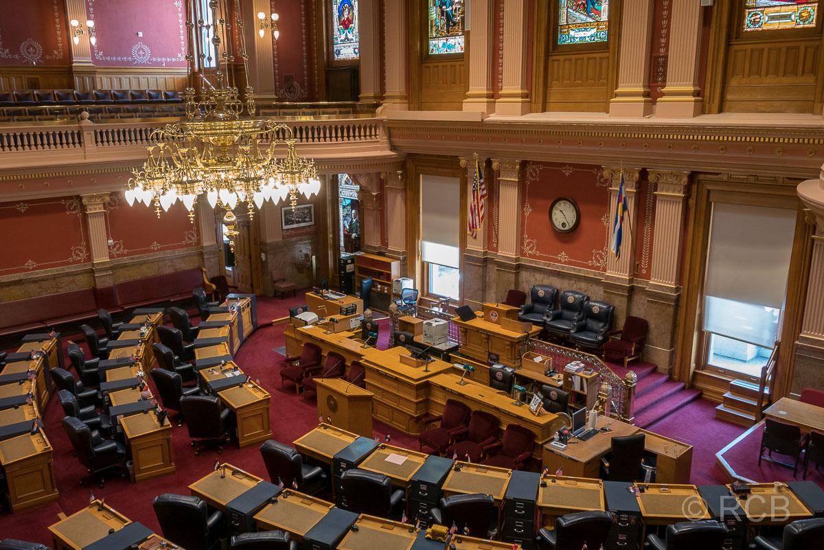 Capitol, Denver, Senate
