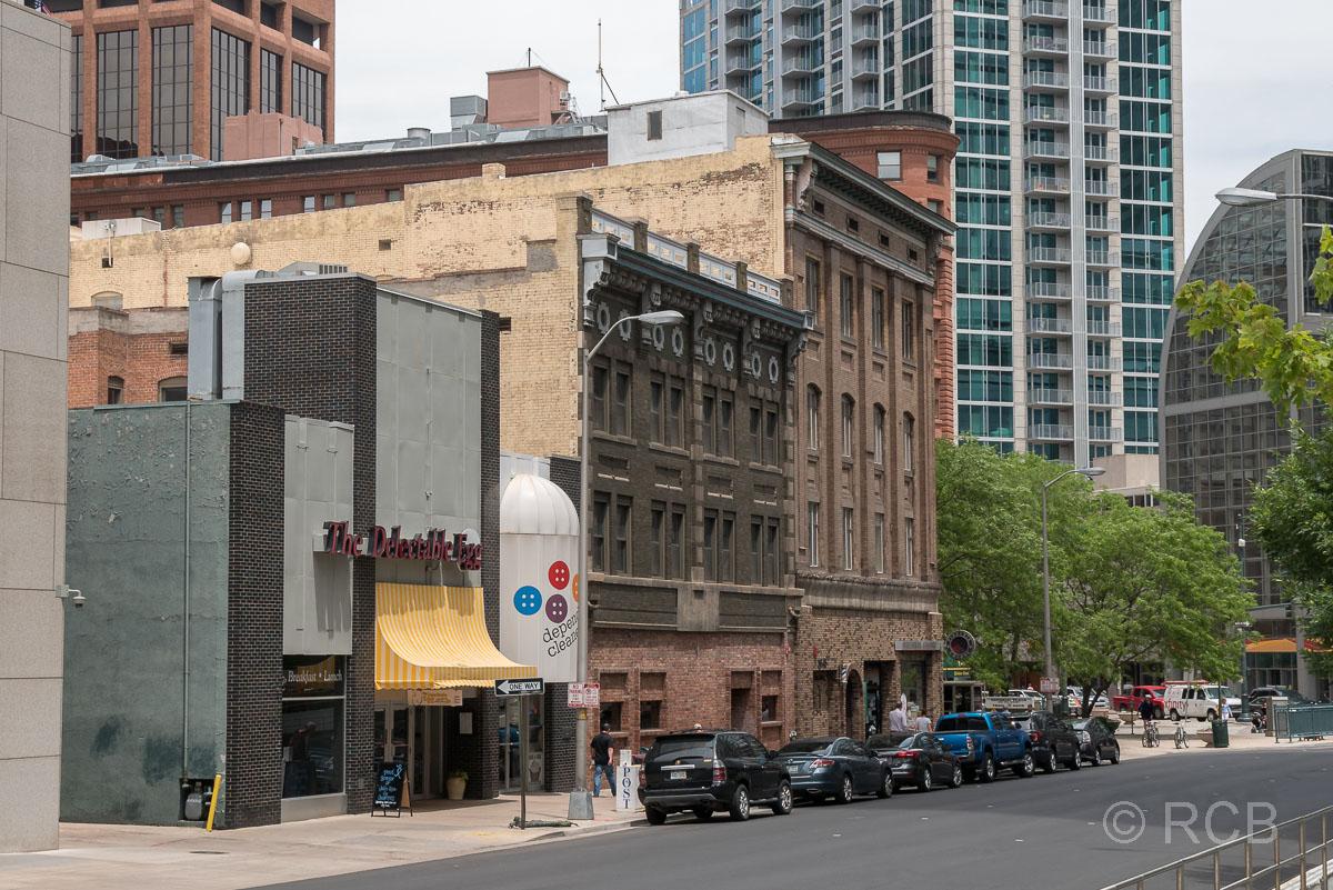 Häuser in Downtown Denver