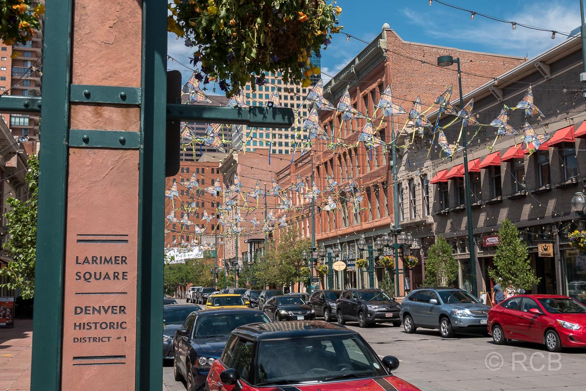 Larimer Street, Denver