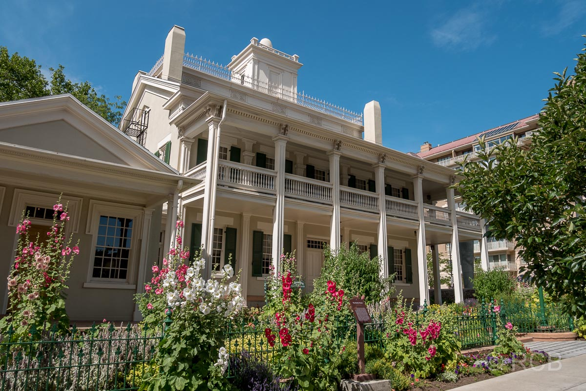 Beehive House, Salt Lake City
