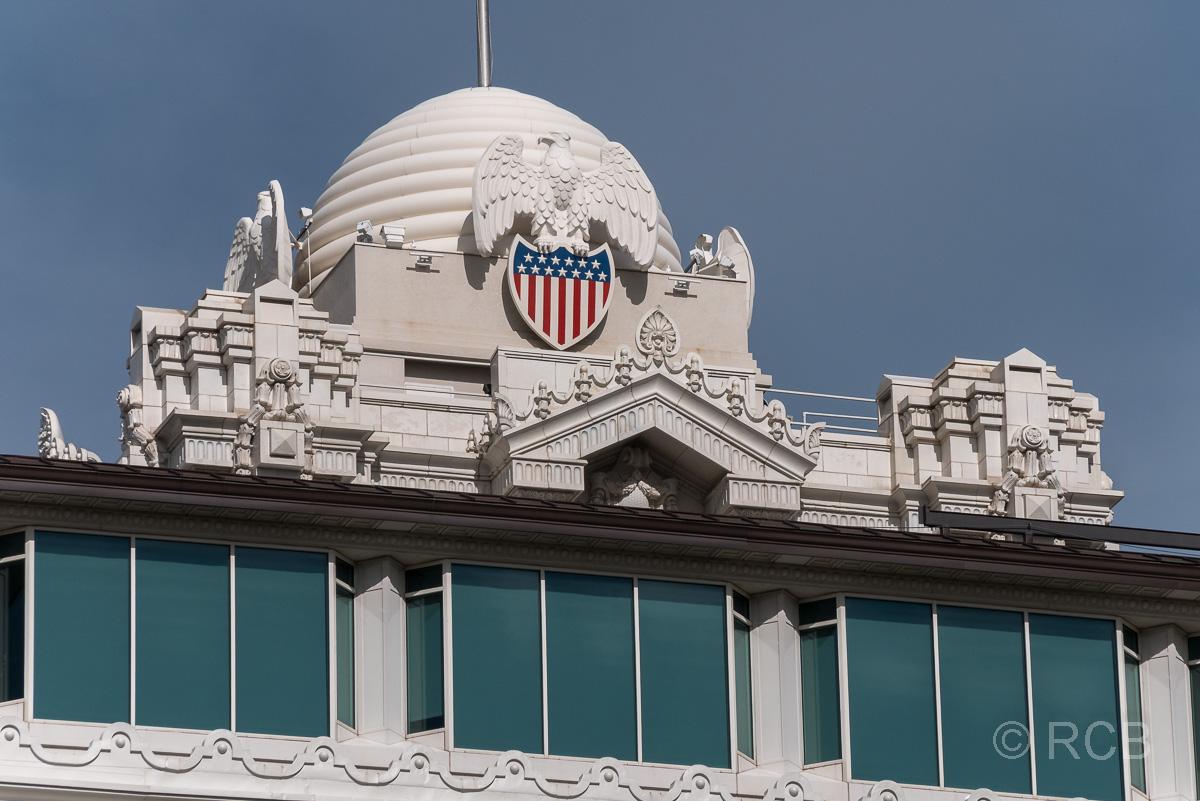 Kuppel des Joseph Smith Memorial Building, Salt Lake City