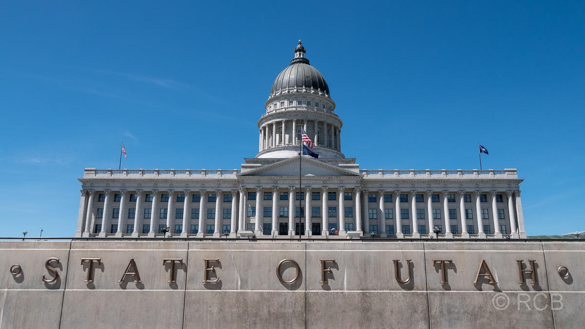 Capitol, Salt Lake City