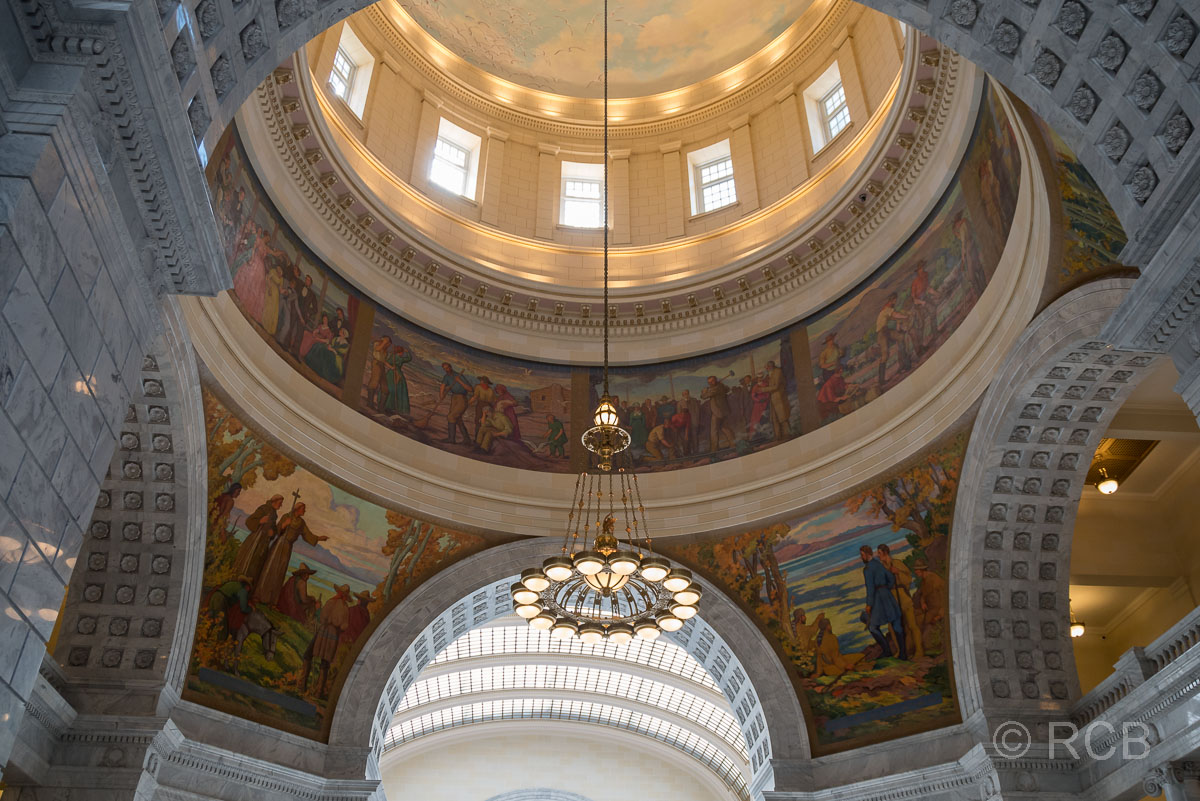 im Capitol, Salt Lake City