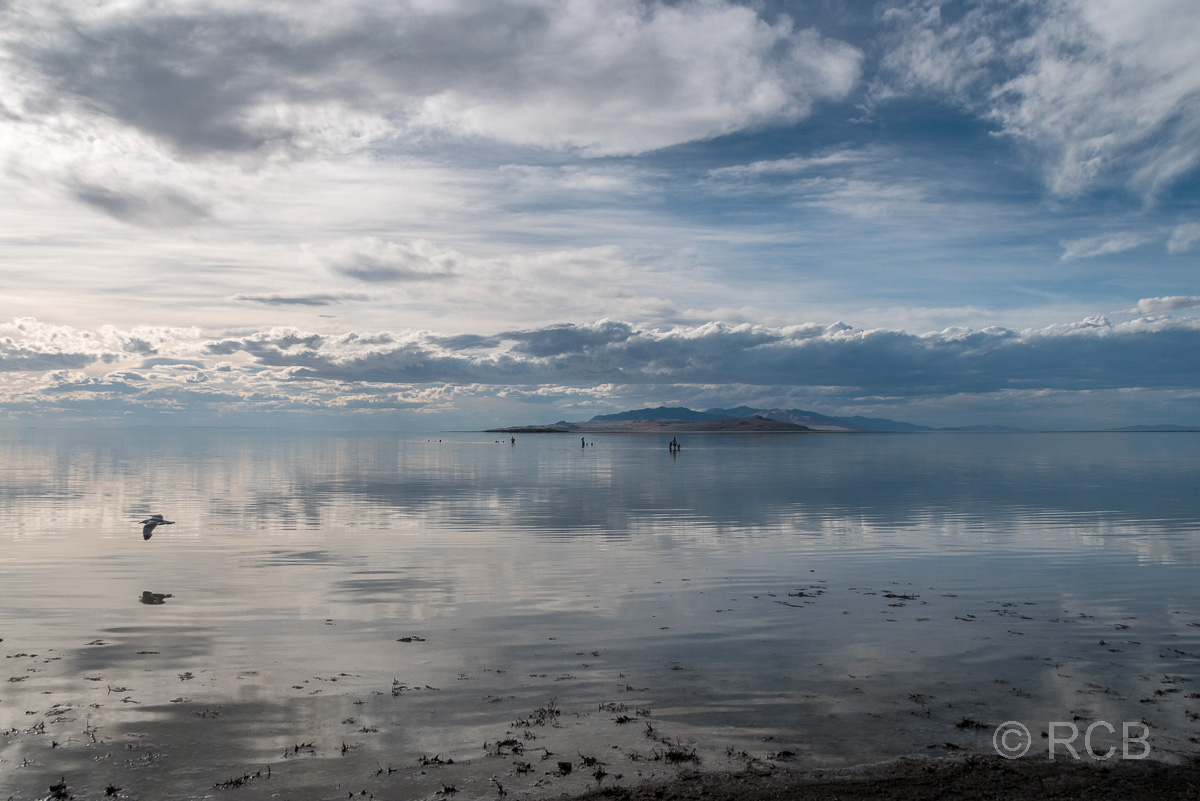 Bridger Bay, Antelope Island