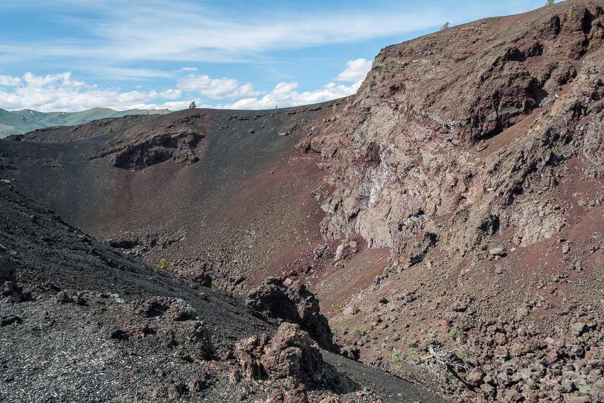 Big Crater, Craters of the Moon NM
