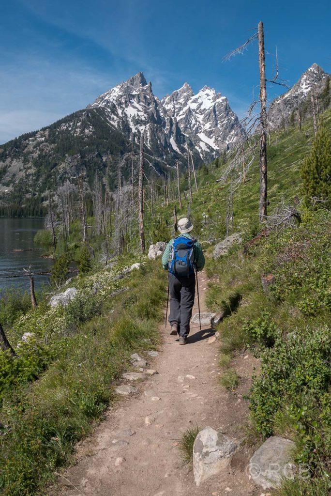 Jenny Lake Trail, Grand Teton NP