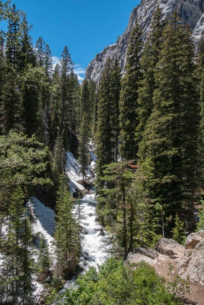 Cascade Canyon, Grand Teton NP