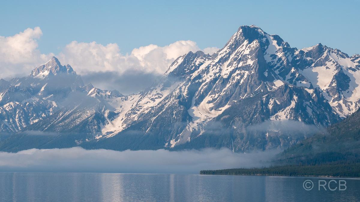 Jackson Lake, Grand Teton NP