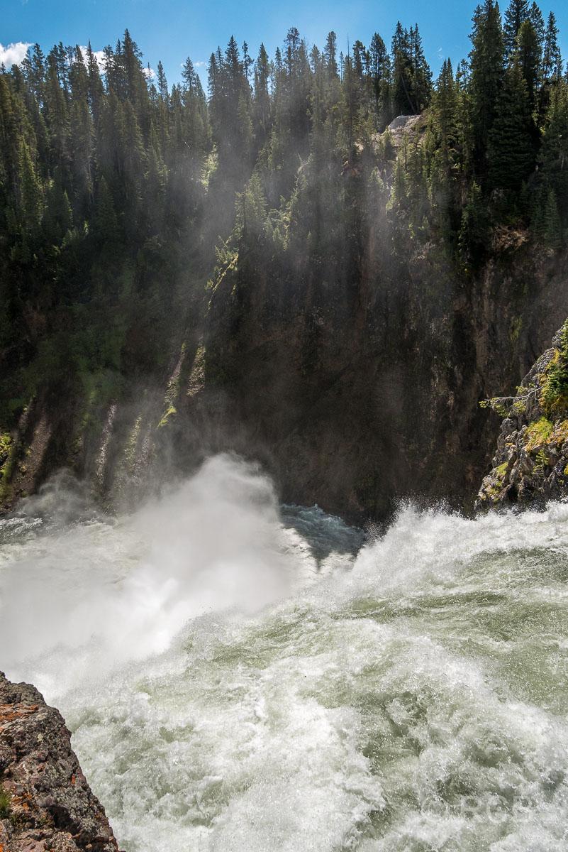 Upper Falls, Yellowstone NP