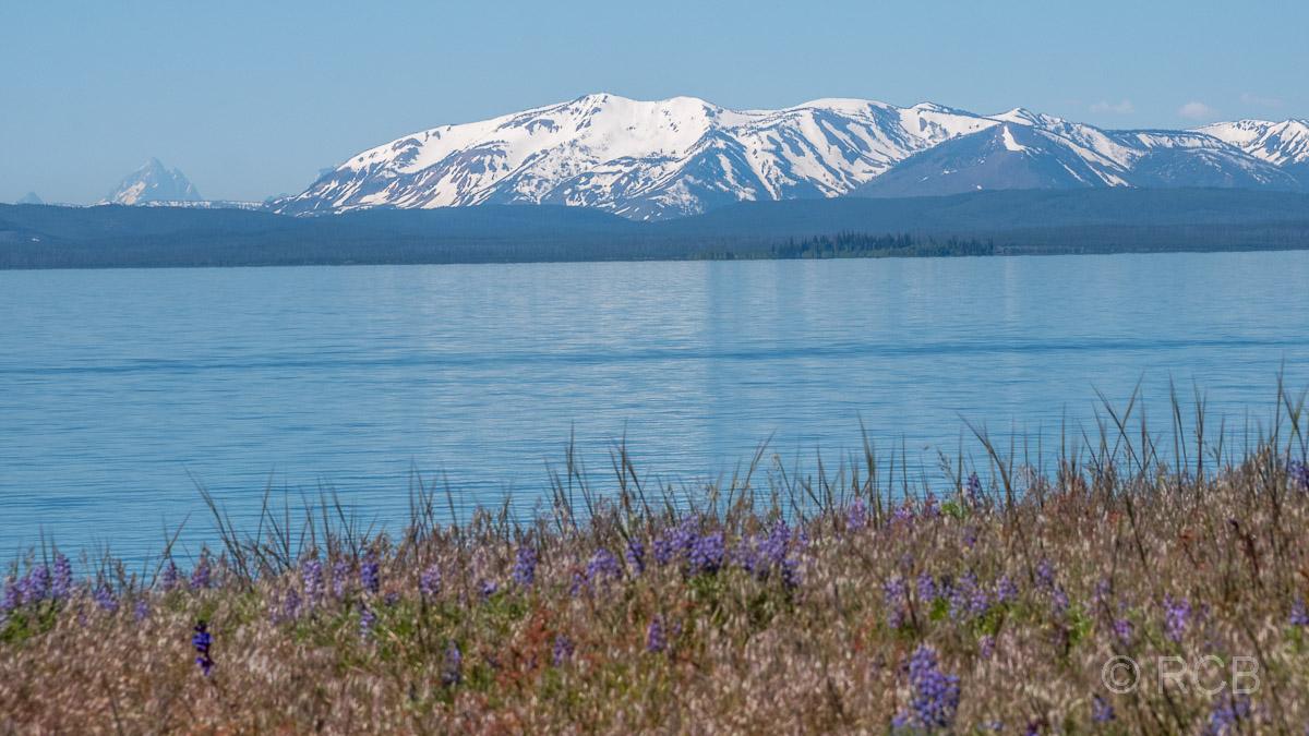 Yellowstone Lake, Yellowstone NP