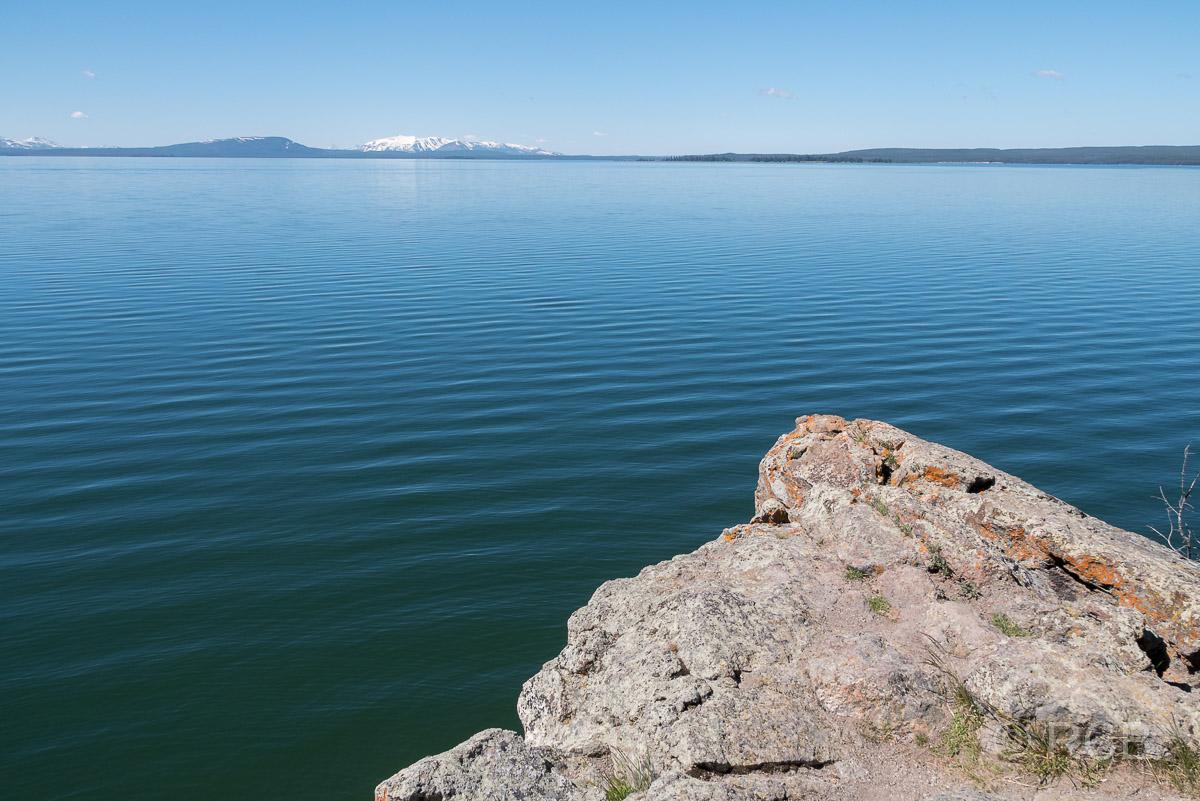 Storm Point und Yellowstone Lake, Yellowstone NP